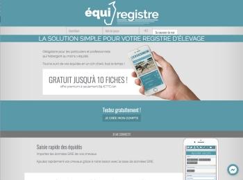 Equiregistre un site Dreamclic