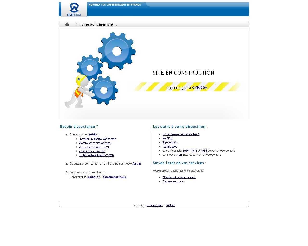 site officiel de l'ACS Sarthe