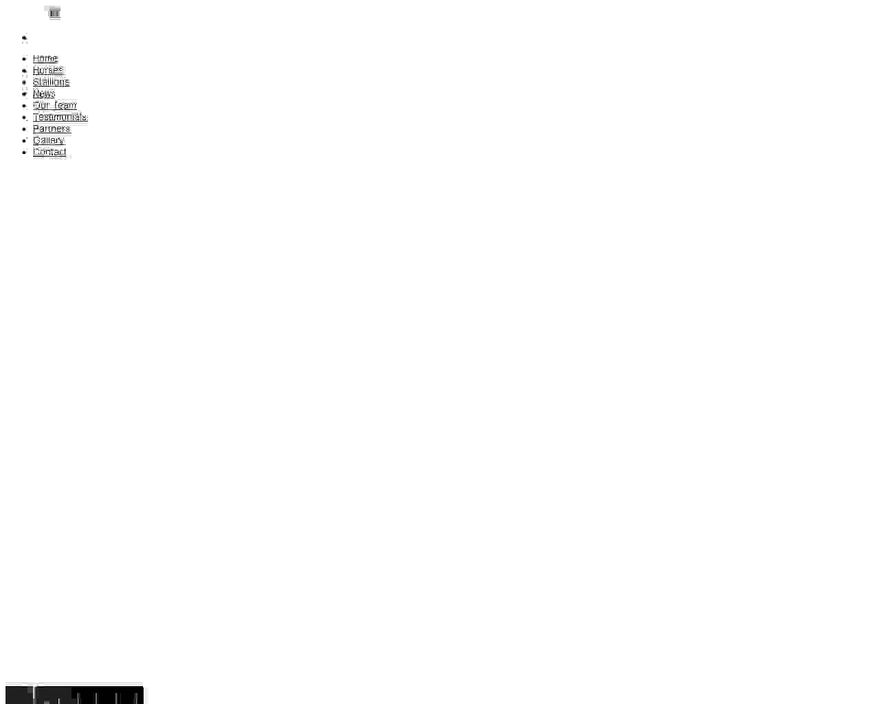 Visuel du site Al Asayl Show Jumping