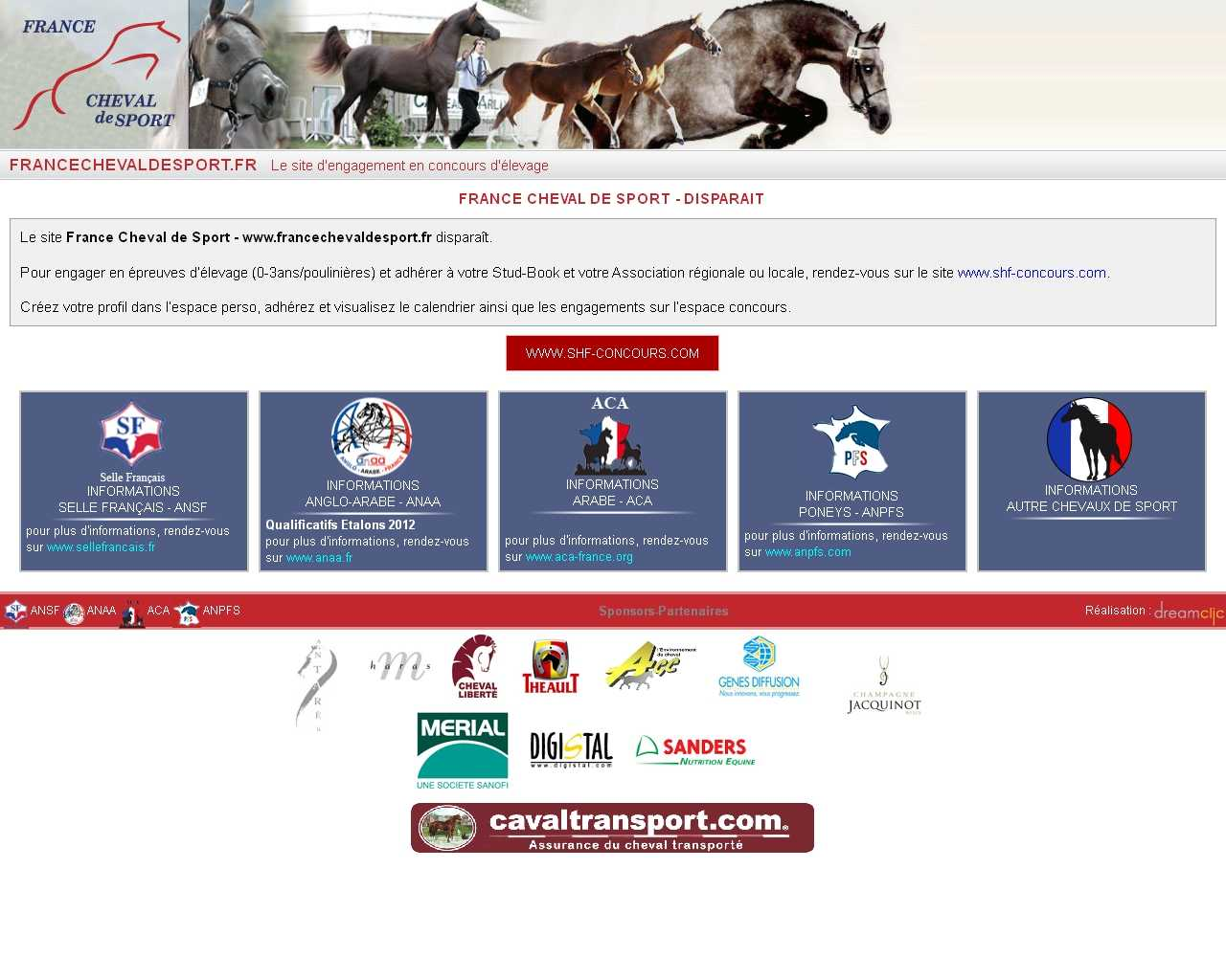 Visuel du site Annuaire Monneron