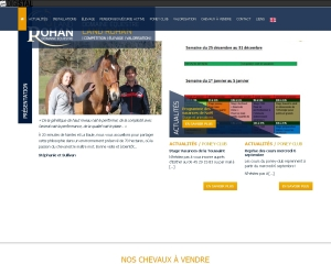 Domaine Equestre Land Rohan