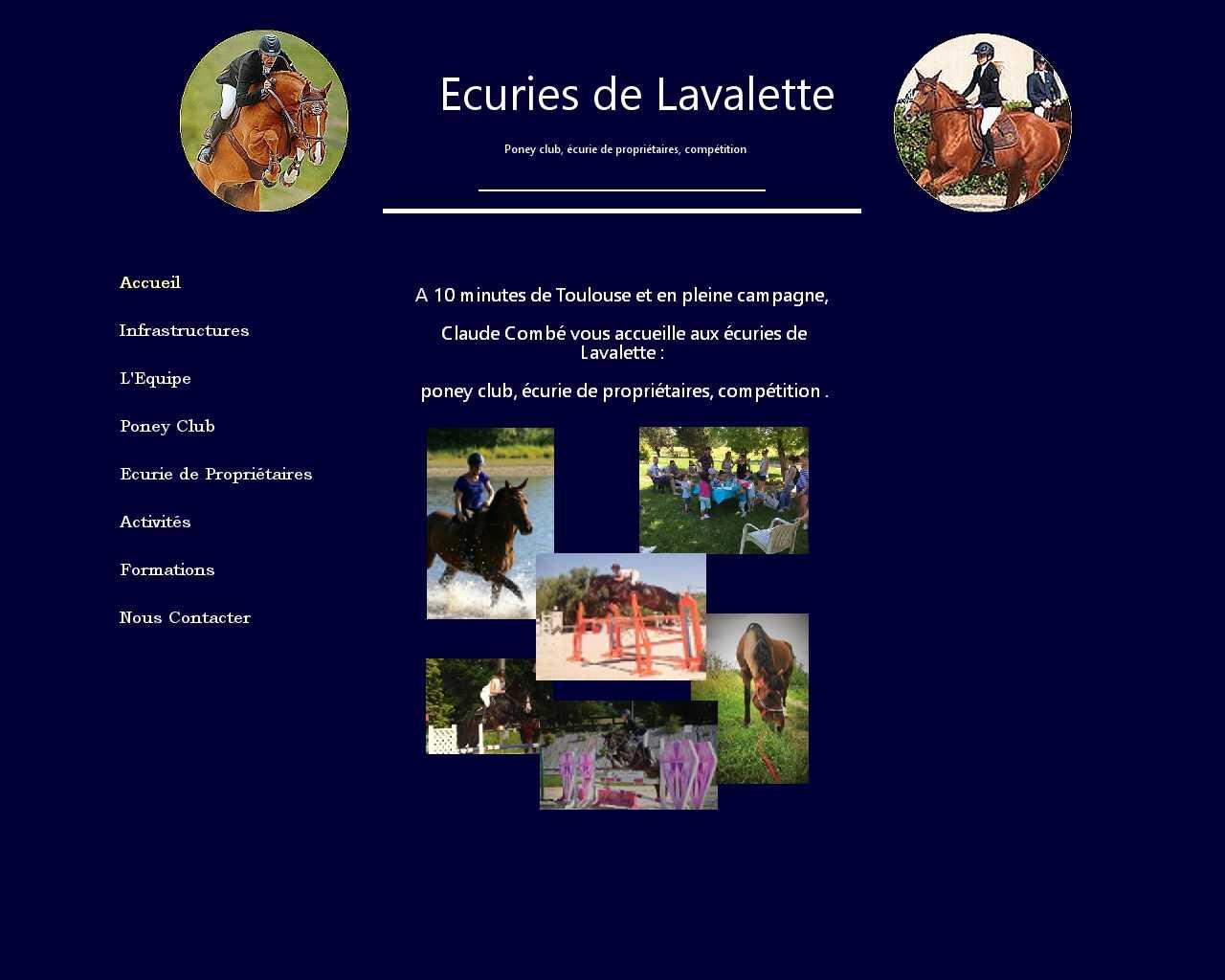 Ecurie de Lavalette