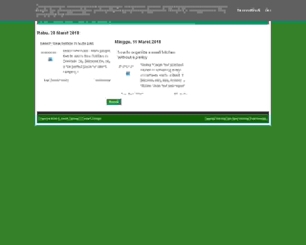 Visuel du site Elevage  de la Téoulère