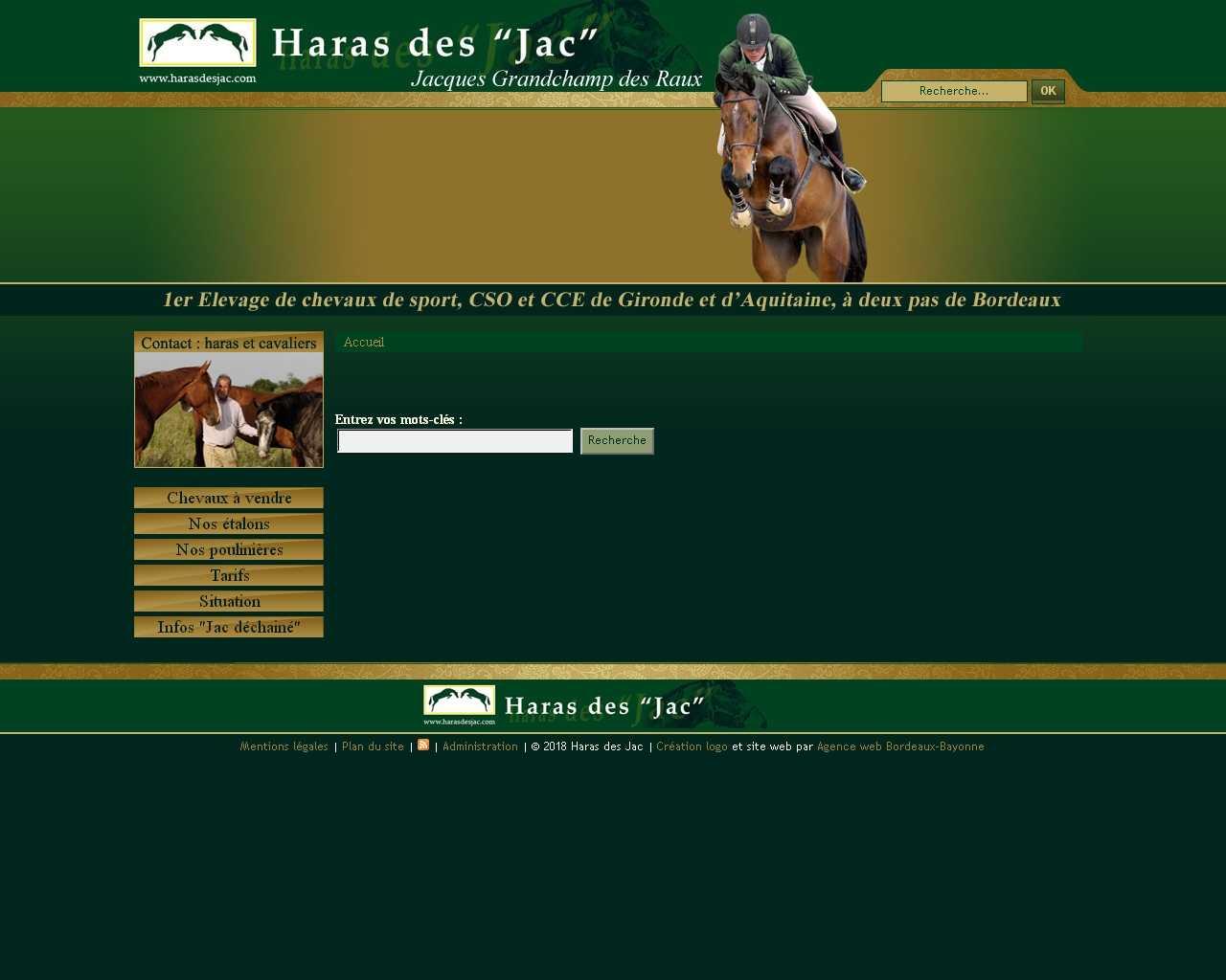 Haras des Jac