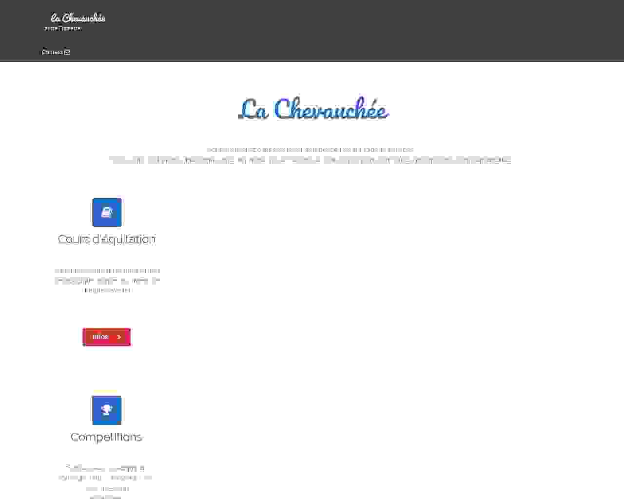 La Chevauchée