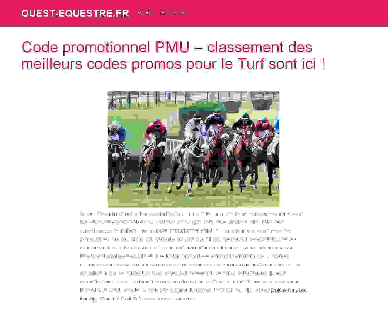 Ouest Equestre