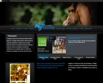 SCEA Elevage du Fleuve un site Dreamclic