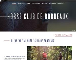 Horse club de Bordeaux